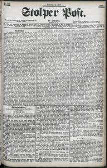 Stolper Post Nr. 137/1903