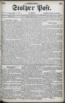 Stolper Post Nr. 138/1903