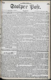 Stolper Post Nr. 141/1903