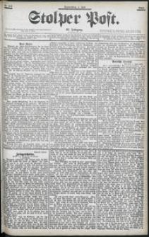Stolper Post Nr. 152/1903