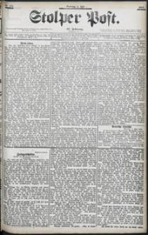 Stolper Post Nr. 155/1903