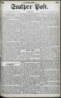 Stolper Post Nr. 158/1903
