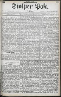 Stolper Post Nr. 162/1903