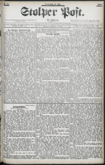 Stolper Post Nr. 164/1903