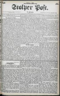 Stolper Post Nr. 165/1903