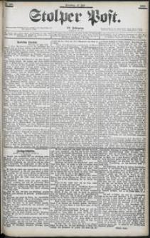 Stolper Post Nr. 168/1903
