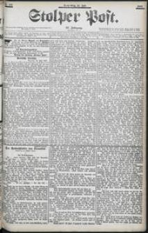 Stolper Post Nr. 170/1903