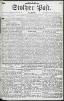 Stolper Post Nr. 177/1903