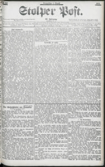 Stolper Post Nr. 182/1903