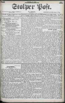 Stolper Post Nr. 150/1903