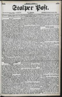 Stolper Post Nr. 41/1903