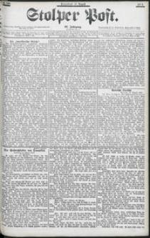Stolper Post Nr. 190/1903