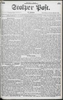 Stolper Post Nr. 193/1903