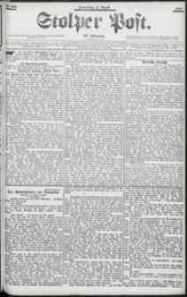 Stolper Post Nr. 200/1903