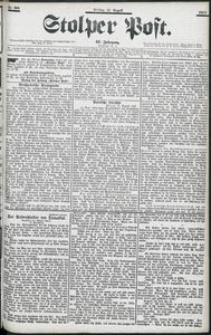 Stolper Post Nr. 201/1903