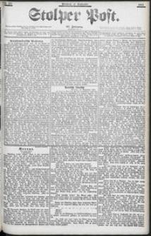 Stolper Post Nr. 217/1903