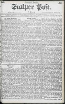 Stolper Post Nr. 218/1903