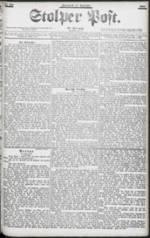 Stolper Post Nr. 220/1903
