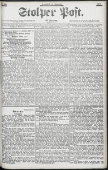 Stolper Post Nr. 226/1903