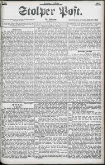 Stolper Post Nr. 233/1903