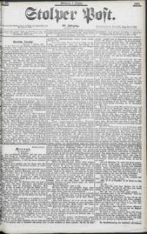 Stolper Post Nr. 235/1903