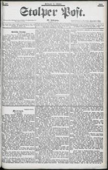 Stolper Post Nr. 241/1903