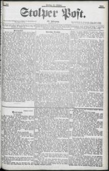 Stolper Post Nr. 243/1903