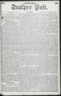 Stolper Post Nr. 253/1903