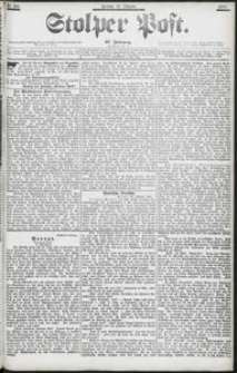 Stolper Post Nr. 255/1903