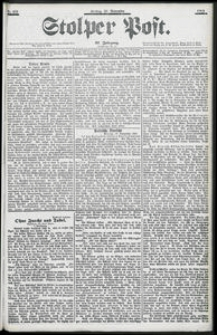 Stolper Post Nr. 272/1903