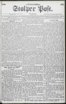 Stolper Post Nr. 275/1903