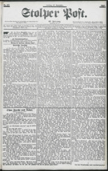 Stolper Post Nr. 278/1903