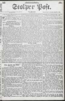 Stolper Post Nr. 279/1903