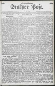 Stolper Post Nr. 285/1903