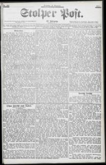 Stolper Post Nr. 292/1903
