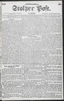 Stolper Post Nr. 294/1903