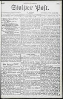 Stolper Post Nr. 299/1903
