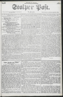 Stolper Post Nr. 300/1903