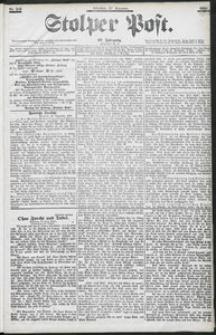 Stolper Post Nr. 303/1903