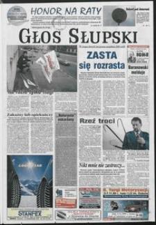 Głos Słupski, 1999, listopad, nr 256