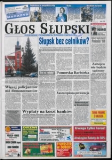 Głos Słupski, 1999, grudzień, nr 282