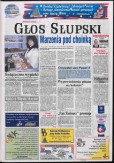 Głos Słupski, 1999, grudzień, nr 298