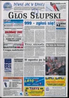 Głos Słupski, 1999, grudzień, nr 301