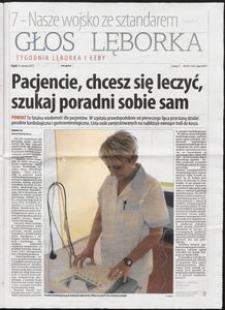 Głos Lęborka : tygodnik Lęborka i Łeby, 2013, czerwiec, nr 143