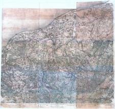 bez tytułu [Mapa regionu słupskiego]