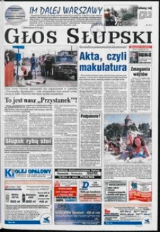 Głos Słupski, 2000, sierpień, nr 182