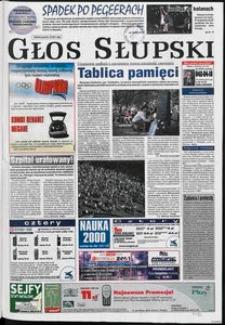 Głos Słupski, 2000, sierpień, nr 199