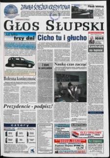 Głos Słupski, 2000, sierpień, nr 201