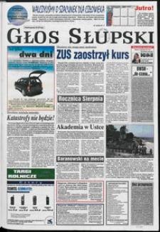 Głos Słupski, 2000, sierpień, nr 202