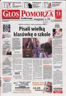 Głos Pomorza, 2007, kwiecień, nr 78 (78)